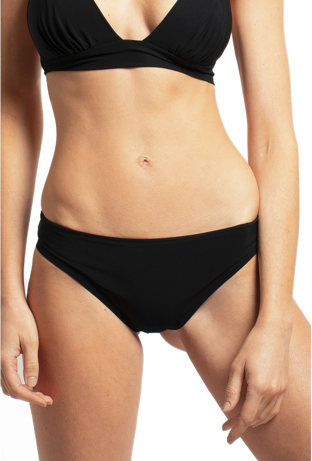Brazilian Bikini Bottom June PAIN DE SUCRE, Black